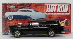 【送料無料】模型車 モデルカー スポーツカー モデルスケールシボレーセダンマシンbrooklin models 143 scale hr02 1955 chevrolet sedan delivery 70s st machine