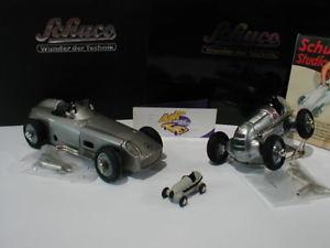 【送料無料】模型車 モデルカー スポーツカー #スタジオピッコロschuco 06045 3´er set kompressor studio i und studio vii sowie piccolo mb 1936