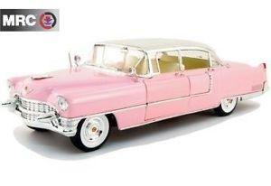Automobilia Cadillac Eldorado 1955 Pink Pin Badge