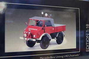 【送料無料】模型車 モデルカー スポーツカー メルセデスmercedes unimog u401 feuerwehr rot 118 schuco neu amp; ovp 137