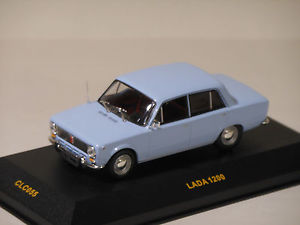 【送料無料】模型車 モデルカー スポーツカー ラダクラシックネットワークイムエドlada 1200 vaz 2101 blau 143 clc055 ixo limed