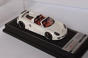 【送料無料】模型車 モデルカー スポーツカー テクノモデルミラージュtecnomodel gemballa mirage gt 143