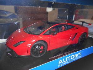 【送料無料】模型車 モデルカー スポーツカー ランボルギーニガヤルドaa74691 by autoart lamborghini gallardo lp 570 118