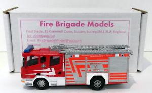 【送料無料】模型車 モデルカー スポーツカー モデルスケールスカニアシュロップシャーレスキューサービスアンプfire brigade models 150 scale fbm27 scania shropshire fire amp; rescue service