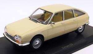 【送料無料】模型車 モデルカー スポーツカー スケールモデルカーシトロエンベージュnorev 118 scale model car 181623  1971 citroen gs erable beige