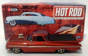 【送料無料】模型車 モデルカー スポーツカー モデルスケールシボレーエルカミーノbrooklin models 143 scale hr03 1959 chevrolet el camino protouring