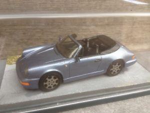 【送料無料】模型車 モデルカー スポーツカー ポルシェボックスキットモデルカーカブリオレporsche 911 964 cabriolet in bbr box 143 handbuilt kit berlinetta modelcars