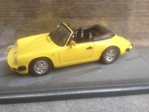 【送料無料】模型車 モデルカー スポーツカー ポルシェカレラカブリオレボックスキットモデルカーporsche 911 964 carrera 2 cabriolet bbr box 143 built kit berlinetta modelcars