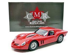 【送料無料】模型車 モデルカー スポーツカー フェラーリモデルferrari 250 gt drogo 1963 red 118 model cmr
