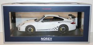 【送料無料】模型車 モデルカー スポーツカー スケールポルシェグアテマラnorev 118 scale 187561 2010 porsche 911 gt3 rs white