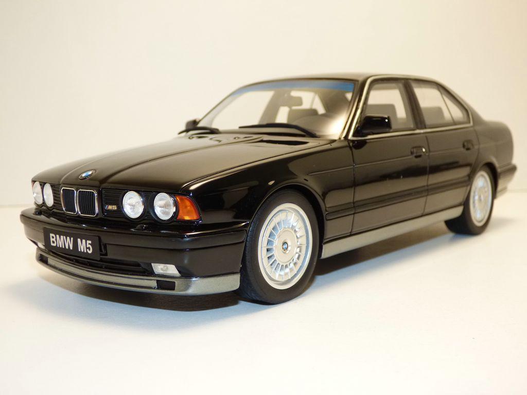 【送料無料】模型車 モデルカー スポーツカー フェーズノワールシリーズbmw m5 e34 phase 1 noir 1989 118 serie 5er