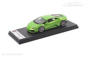 【送料無料】模型車 モデルカー スポーツカー ランボルギーニスマートlamborghini huracn lp6104 verde mantis looksmart 143