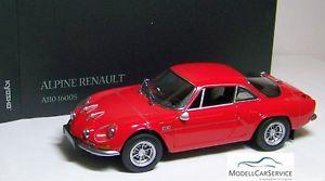 【送料無料】模型車 モデルカー スポーツカー ルノーアルパインkoysho 118 08484r renault alpine a110 1600 s, rot neu 032016