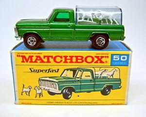 【送料無料】模型車 モデルカー スポーツカー マッチボックストラックグリーンメタリック