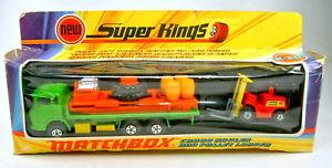 【送料無料】模型車 モデルカー スポーツカー マッチパレットボックスmatchbox k13 daf pallet transporter gelbgrn gelbe bpl neu in box