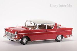 【送料無料】模型車 モデルカー スポーツカー オペルキャプテンボスモデルopel kapitn p 2,5lit 1958 bosmodels 118