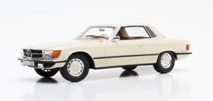 【送料無料】模型車 モデルカー スポーツカー メルセデスベンツカルトスケールモデルmercedesbenz c107 slc wei 1973 118 cml0491 cult scale models