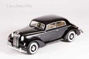 【送料無料】模型車 モデルカー スポーツカー オペルアドミラルボスモデルopel admiral bosmodels 118 neuovp