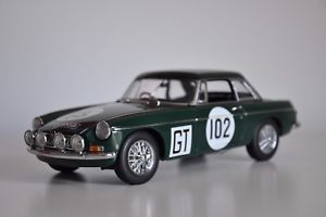 【送料無料】模型車 モデルカー スポーツカー ニュルブルクリンクタラautoart 118 mgb gt mk ii nurburgring 1967 cod 86781