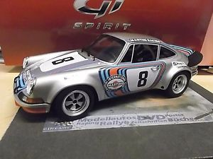 【送料無料】模型車 モデルカー スポーツカー ポルシェミュラーマルティニ#カレラタルガフロリオporsche 911 carrera 28 rsr targa florio 1973 8 martini mller gt spirit 118