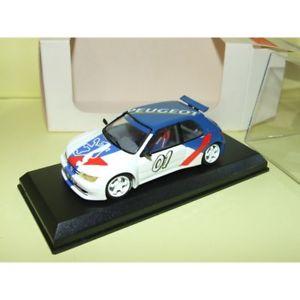 【送料無料】模型車 モデルカー スポーツカー プジョーマキシプレゼンテーションデュサロンドパリミニレーシングキットモンテpeugeot 306 maxi presentation du salon de paris 1994 mini racing kit mont 143