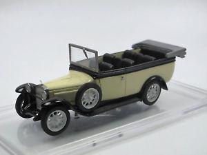 【送料無料】模型車 モデルカー スポーツカー メルセデスベンツツーリングカーオープンバスmercedesbenz l 34 w 02 19271928 tourenwagen ener bus resine 143