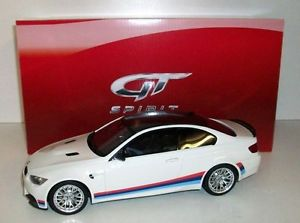 【送料無料】模型車 モデルカー スポーツカー ホワイトグアテマラグアテマラbmw e92 m3 white 118 gt707 gt spirit