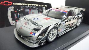 【送料無料】模型車 モデルカー スポーツカー シボレーコルベットデイトナautoart 118 chevrolet corvette c5r daytona 1999 in ovp a255
