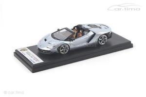 【送料無料】模型車 モデルカー スポーツカー ランボルギーニロードスターアルジェントセンテナリオセンテナリオスマートlamborghini centenario roadster argento centenario looksmart 143 ls465a