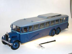 【送料無料】模型車 モデルカー スポーツカー モデルバスジャイアントプロトタイプソビエトロシアultra models, city bus yaa2 gigant russia 1932 prototyp ussr 143 ovp