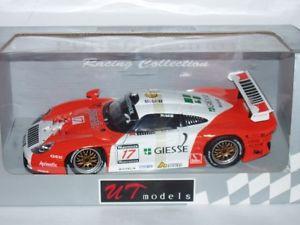 【送料無料】模型車 モデルカー スポーツカー ポルシェマルボロ#neues angebotporsche 911993 gt1 giesse marlboro1997 17 ut 39722 ovp 118,neu