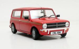 【送料無料】模型車 モデルカー スポーツカー ミニクラブマンエステートカルトスケールモデルmini clubman estate 1974 rot 118 cml0181 cult scale models