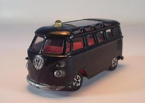【送料無料】模型車 モデルカー スポーツカー ローンスターフォルクスワーゲンフォルクスワーゲンバス#lone star 159 volkswagen vw bus politie schwarz 342