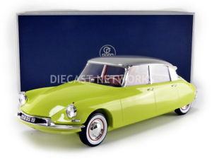 【送料無料】模型車 モデルカー スポーツカー シトロエンnorev 112 citroen ds 19 1956 121561
