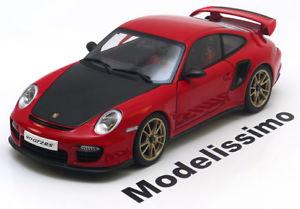 【送料無料】模型車 モデルカー スポーツカー ポルシェグアテマラルピーレッドブラック