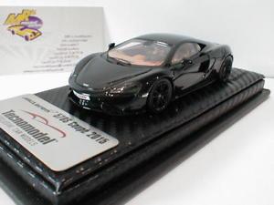 【送料無料】模型車 モデルカー スポーツカー テクノモデルマクラーレンクーペオニキスブラックtecnomodel t43ex02d mclaren 570s coupe baujahr 2015 onyx schwarz 143