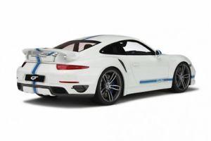 【送料無料】模型車 モデルカー スポーツカー ポルシェターボグアテマラporsche techart 991 turbo s  118 gt spirit