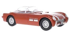 【送料無料】模型車 モデルカー スポーツカー ボスモデルボンネビルbos models 193746 bonneville special 1954 bronce