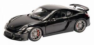 【送料無料】模型車 モデルカー スポーツカー ポルシェケイマングアテマラブラック118 schuco porsche cayman gt4 schwarz 450040100