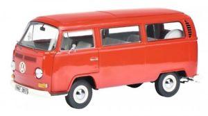 【送料無料】模型車 モデルカー スポーツカー バスschuco 450019600 vw bus t2 rot 118 limitiert 1500