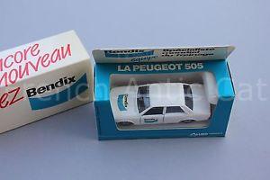 【送料無料】模型車 モデルカー スポーツカー ベンディックスプジョーu644 solido rare voiture 143 1312 bendix peugeot 505 surboite allied edl limit