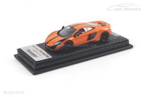 【送料無料】模型車 モデルカー スポーツカー マクラーレンオレンジテクノモデルmclaren 675 lt taracco orange 1 of 50 tecnomodel 143 t43ex01d