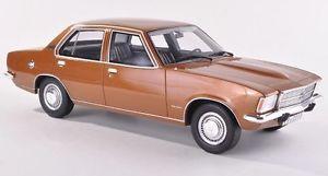 【送料無料】模型車 モデルカー スポーツカー ボスモデルオペルダークゴールドbos models 183930 opel rekord d 2100d dunkelgold