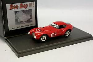 【送料無料】模型車 モデルカー スポーツカー ビーバップフェラーリミッレミリアtron bee bop 143 ferrari 212 uovo mille miglia 1952