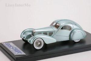 【送料無料】模型車 モデルカー スポーツカー ブガッティコンペティションクーペbugatti t57s competition coupe aerolithe 1935 looksmart 143 neuovp