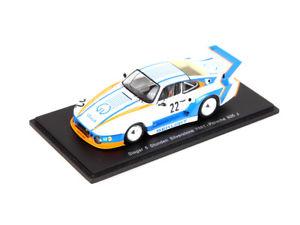 【送料無料】模型車 モデルカー スポーツカー ポルシェシルバーストーンモデルカーporsche modellauto 935 sieger 6 stunden silverstone 1981 rhrl limitiert editio