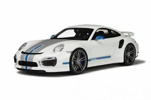 【送料無料】模型車 モデルカー スポーツカー ポルシェporsche 991 techa 118 gt049 gt spirit