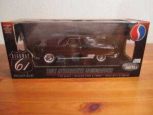 【送料無料】模型車 モデルカー スポーツカー コマンダー go 118 highway 61 1951 studebaker commander neu ovp