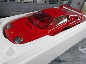 【送料無料】模型車 モデルカー スポーツカー フェラーリレッドキングチューニングコンペティションferrari knig koenig tuning competition evolution rot 1991 spirit testaro 118