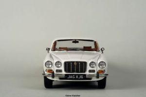 【送料無料】模型車 モデルカー スポーツカー ジャガーシリーズハンドルホワイトパラゴンjaguar xj6 28ltr series 1 lhd 1971 weiss 118 paragon